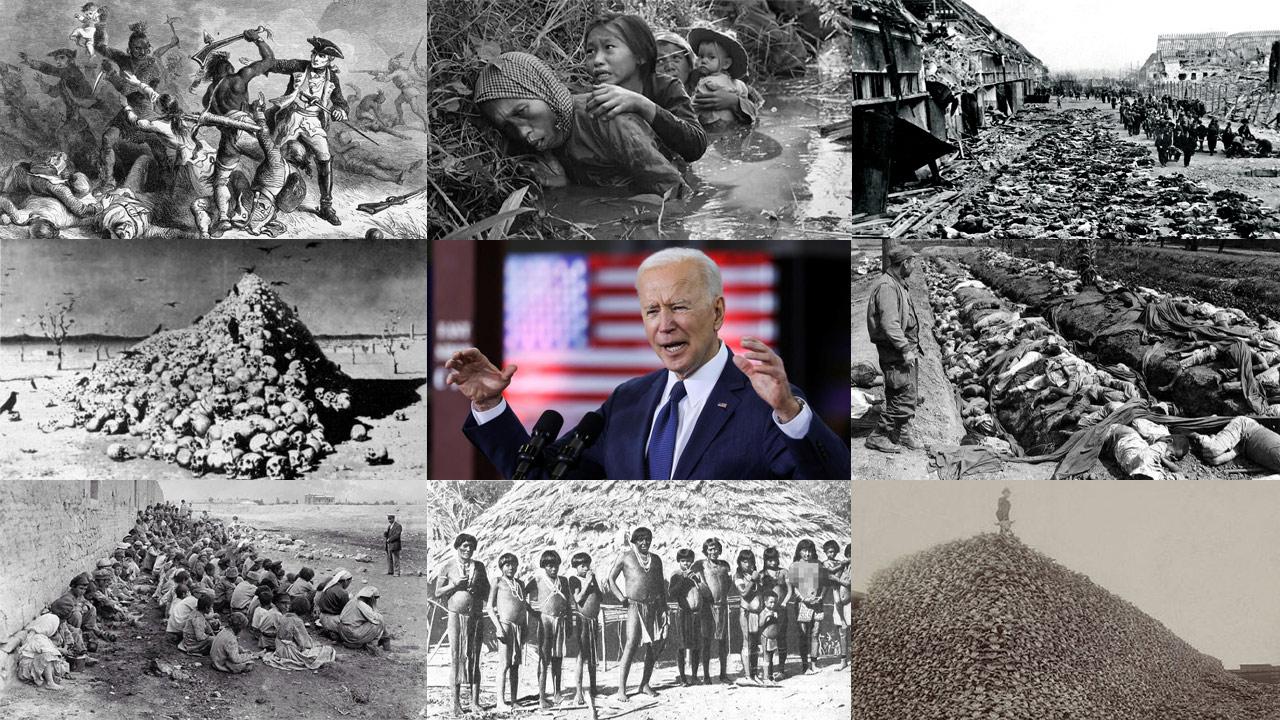 ABD'nin Tarihi Soykırım Tarihidir…