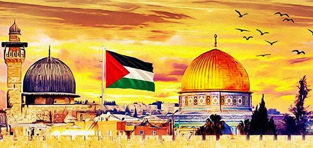 Filistin'li Kardeşlerimizin Yanındayız !!!